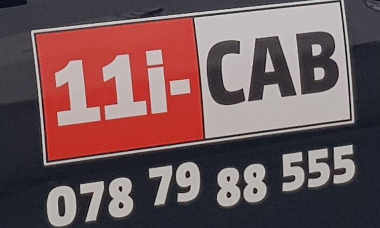 11i-Cab Regio-Taxi