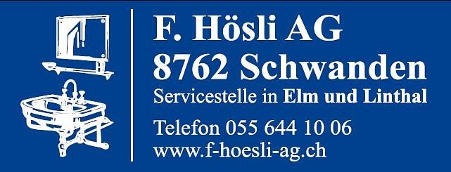 F. Hösli AG