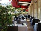 Le Jardin, Hôtel Le Richemond