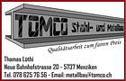Tomco Stahl- und Metallbau