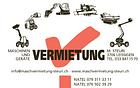 Maschinen und Geräte Vermietung M.Steuri