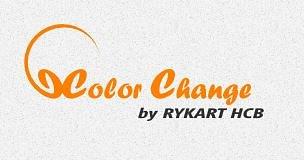 Colorchange by RYKART Beschriftungen