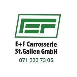 E+F Carrosserie St. Gallen GmbH