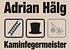 Kaminfegermeister und Feuerungskontrolleur Adrian Hälg