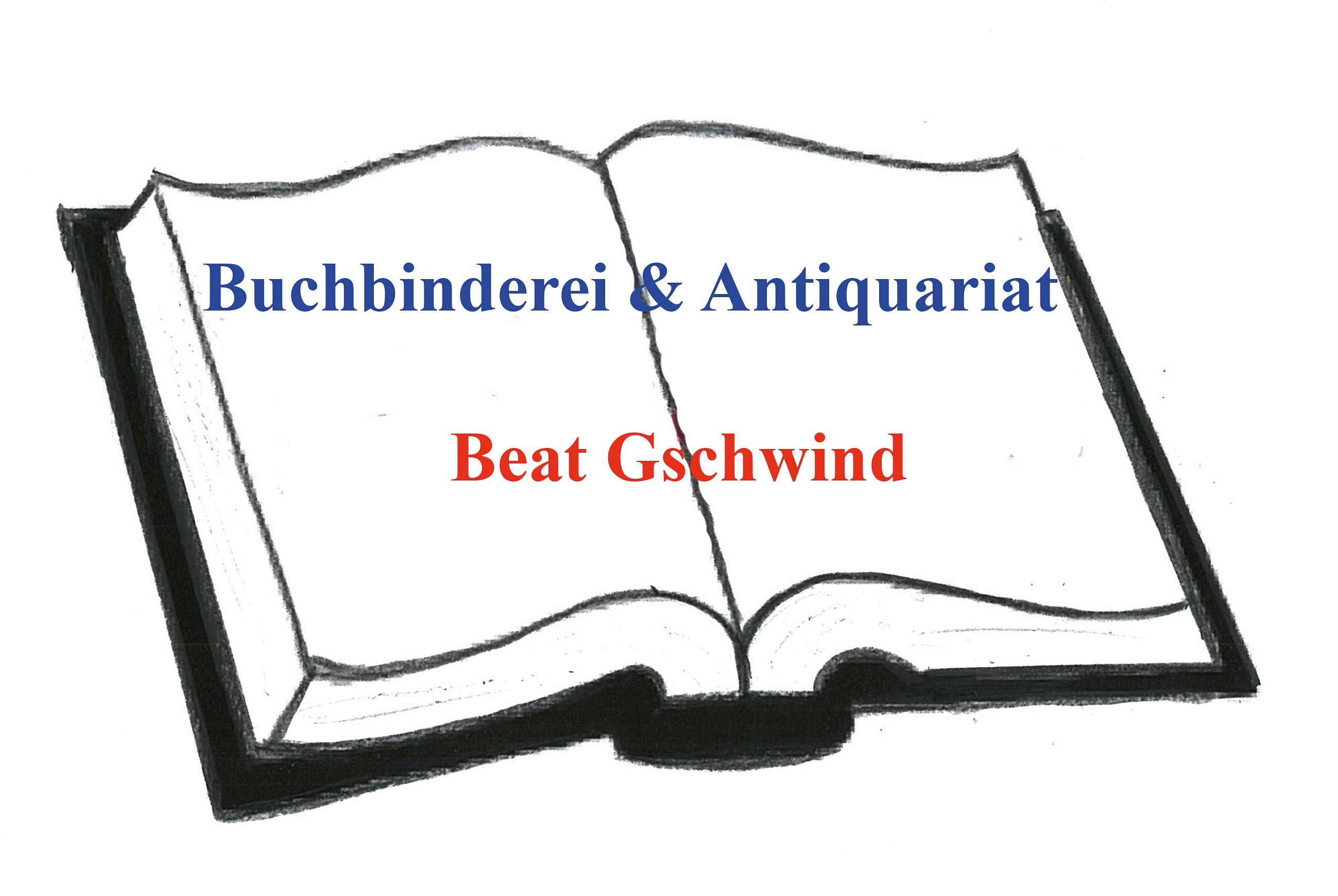 Buchbinderei & Antiquariat Beat Gschwind