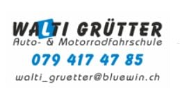 Auto- und Motorradfahrschule Walti Grütter