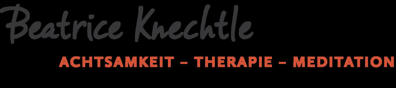 ACHTSAMKEIT & THERAPIE