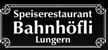 Restaurant Bahnhöfli Lungern