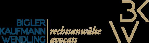Bigler Kaufmann Wendling Rechtsanwälte