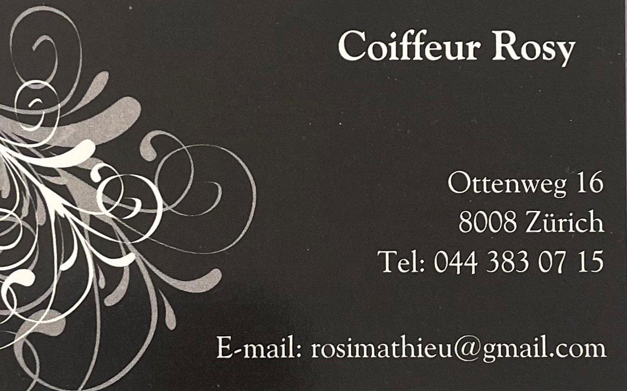 Coiffure Rosy im Seefeld