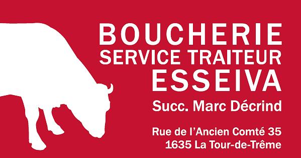 Boucherie - Traiteur Esseiva Succ. Marc Décrind
