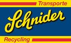 Schnider AG Transporte Recycling