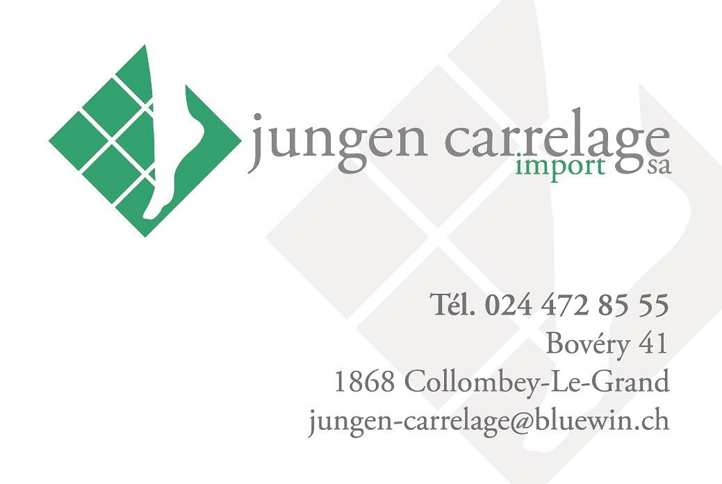 Jungen Carrelages SA