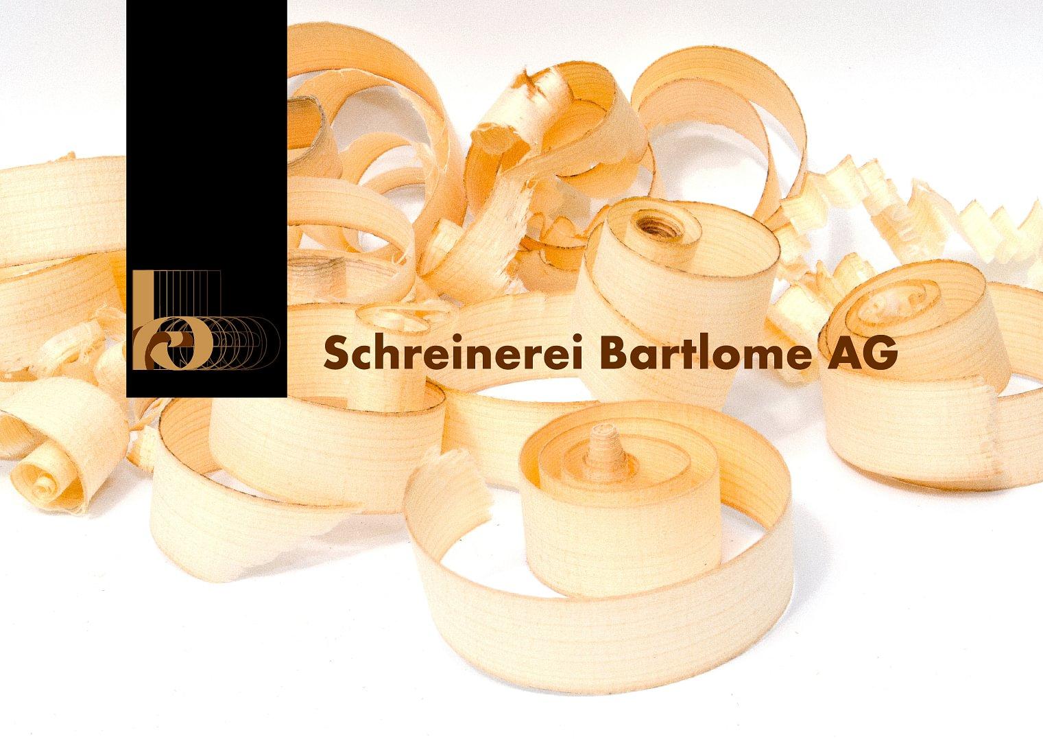 Schreinerei Bartlome AG