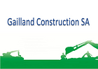 Gailland Construction SA logo