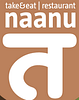 naanu take&eat / restaurant logo