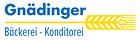 Bäckerei-Konditorei-Café Gnädinger AG