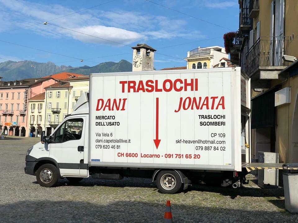 Traslochi Dani e Jonata