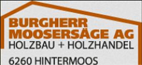 Burgherr Moosersäge AG