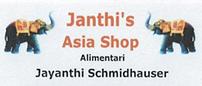 Janthi's Asia Shop Sagl