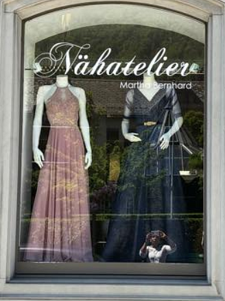 Nähatelier Magic dress