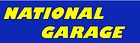 National Garage logo