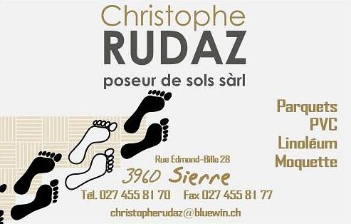 Christophe Rudaz Sàrl