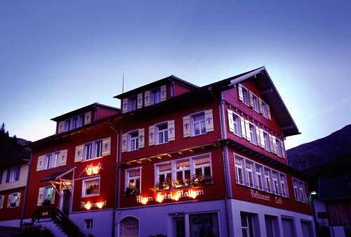 Alpenhotel Malbun
