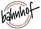 Restaurant Steakhouse-Bahnhof logo