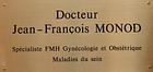 Dr méd. Monod Jean-François
