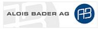 Alois Bader AG