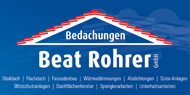 Bedachungen Rohrer GmbH