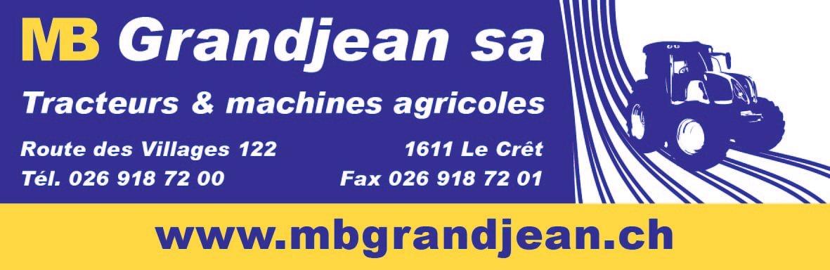 Grandjean M. B. SA