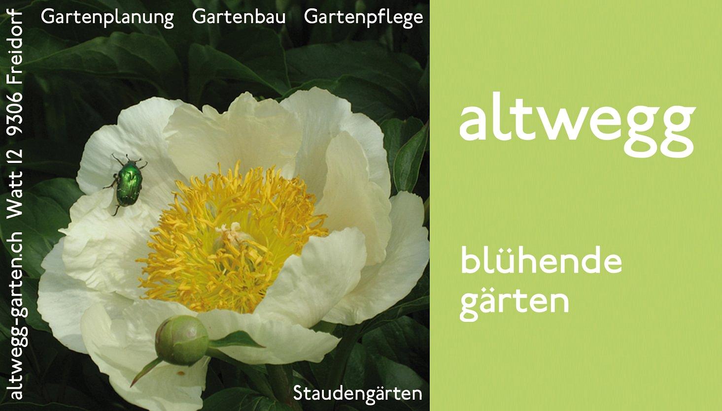 Altwegg blühende Gärten AG