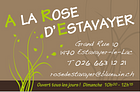 A la Rose d'Estavayer