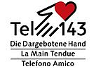Die Dargebotene Hand, La Main Tenue, Telefono amico