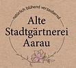 Alte Stadtgärtnerei Aarau