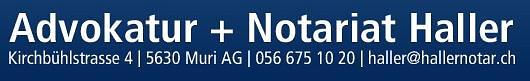 Dr. Advokatur + Notariat Haller