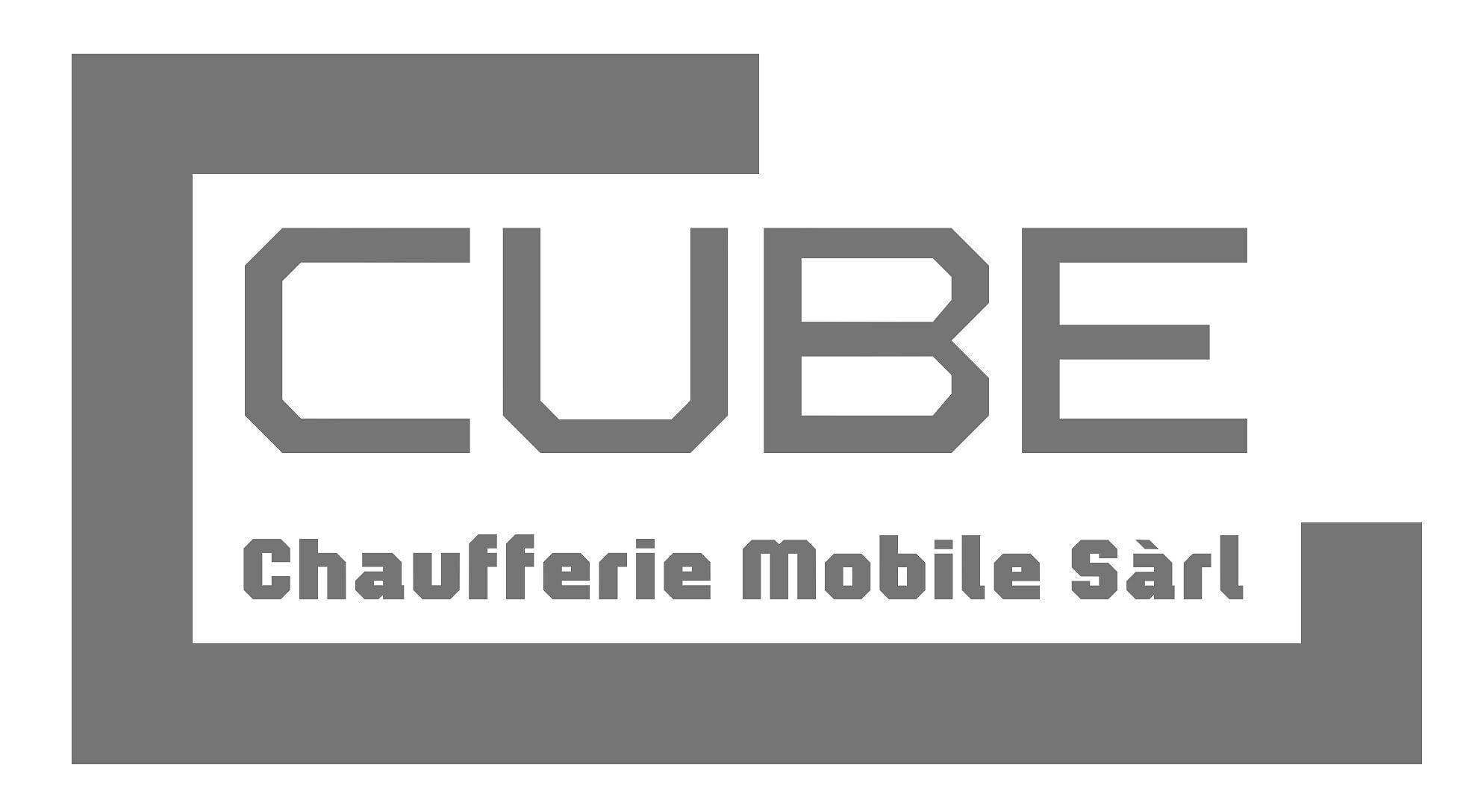 Cube Chaufferie Mobile Sàrl
