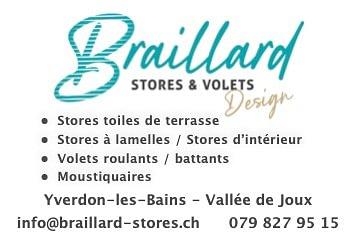Braillard Stores & Volets Design