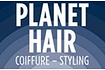 Planet hair coiffure styling