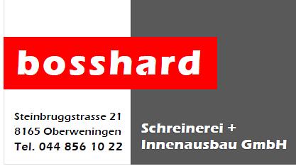 Bosshard Schreinerei + Innenausbau GmbH