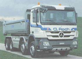 Roch Transports SA