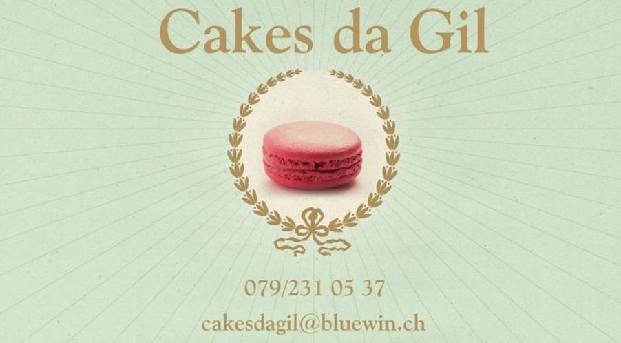 Cakes da Gil