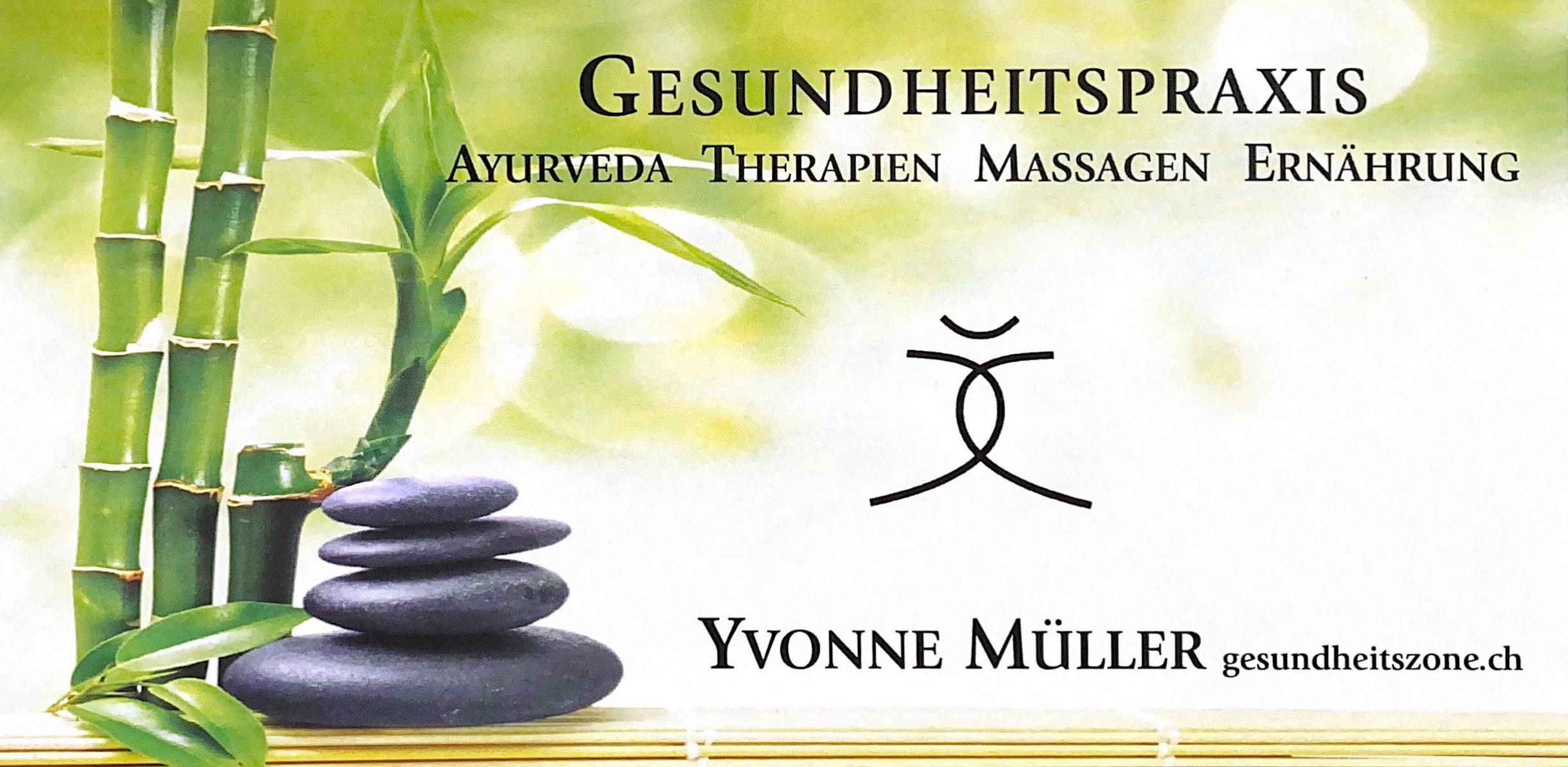 Gesundheits Praxis, Yvonne Müller