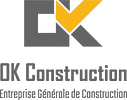 OK Construction Sàrl logo
