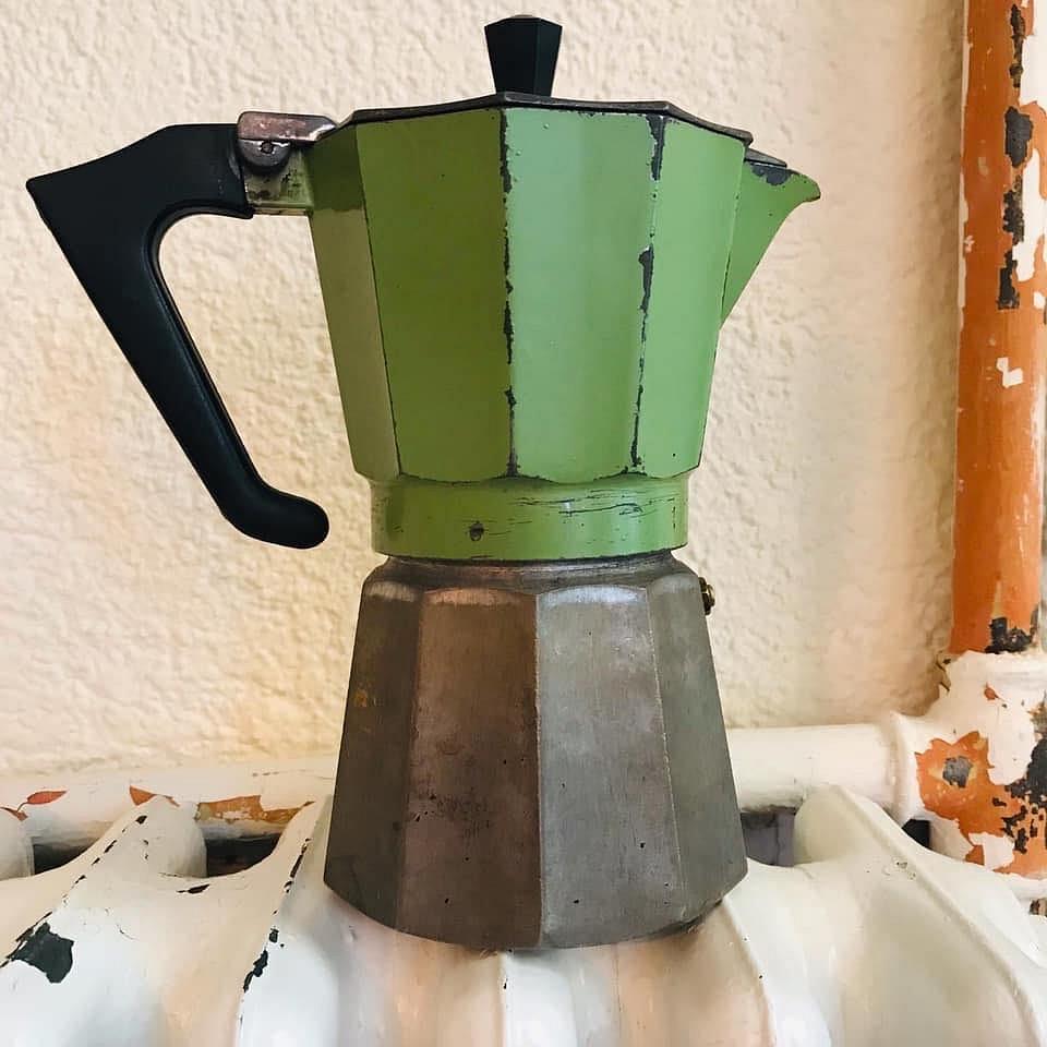La Cafetière Verte Bohnet Sinika