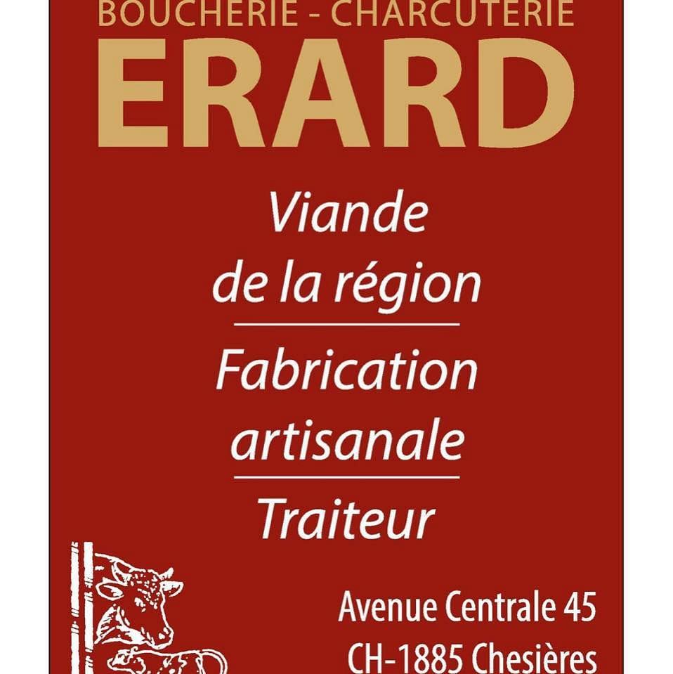 Boucherie et Epicerie Erard