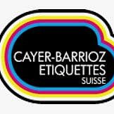 CAYER-BARRIOZ ETIQUETTES (SUISSE)