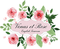 Venus et Rose English Tearoom logo